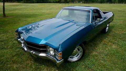 1971 Chevrolet El Camino for sale in Riverhead, NY