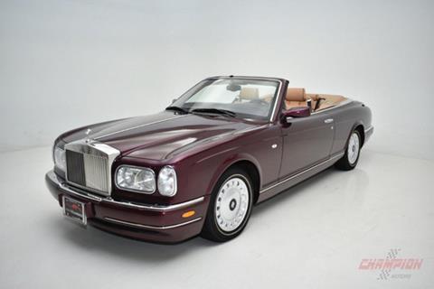 2000 Rolls-Royce Corniche for sale in Riverhead, NY