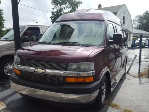 2003 Chevrolet Express Cargo for sale in Riverhead, NY