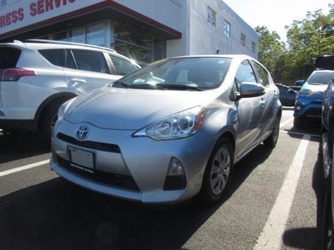 2013 Toyota Prius c for sale in Riverhead, NY