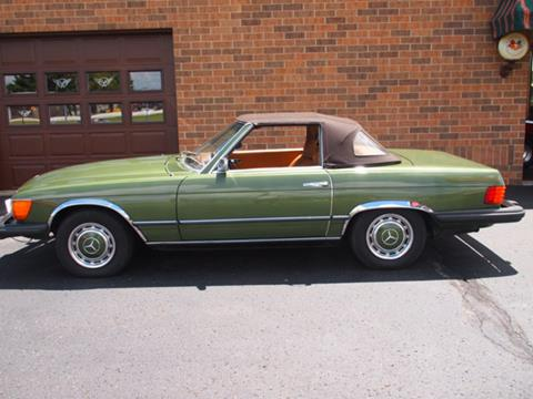 1974 Mercedes-Benz 450 SL for sale in Riverhead, NY