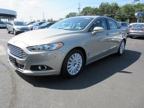 2015 Ford Fusion Hybrid for sale in Riverhead, NY