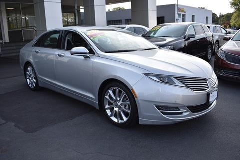 2015 Lincoln MKZ Hybrid for sale in Riverhead, NY