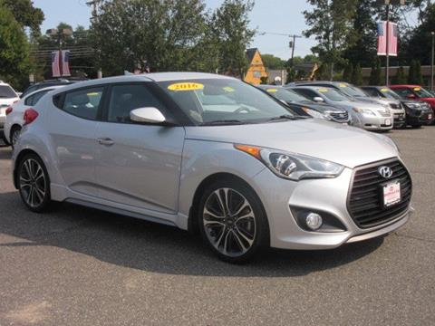 2016 Hyundai Veloster Turbo for sale in Riverhead, NY