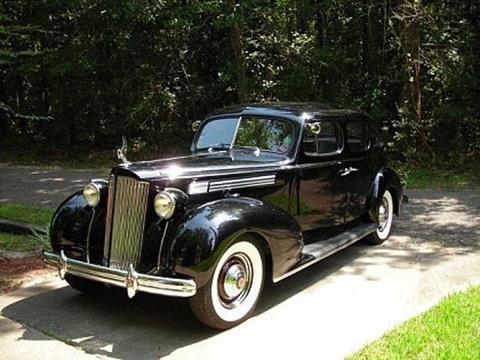 1920 Packard Model 120