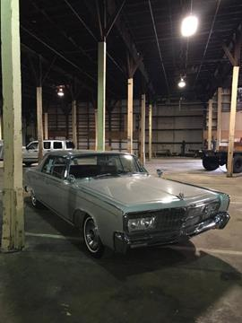 1965 Chrysler Imperial for sale in Riverhead, NY