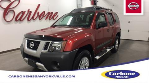 2015 Nissan Xterra for sale in Riverhead, NY