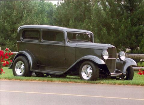 1932 Ford Tudor for sale in Riverhead, NY
