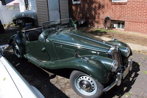 1955 MG TF for sale in Riverhead, NY