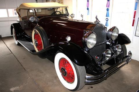 1930 Packard Deluxe
