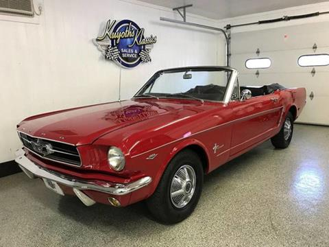 1965 Ford Mustang for sale in Riverhead, NY