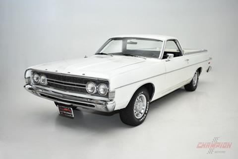 1968 Ford Ranchero for sale in Riverhead, NY