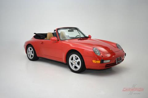 1997 Porsche 911 for sale in Riverhead, NY