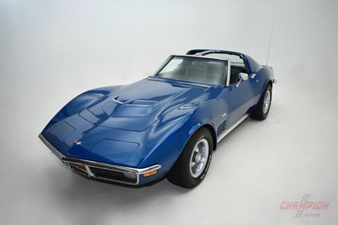 1971 Chevrolet Corvette for sale in Riverhead, NY