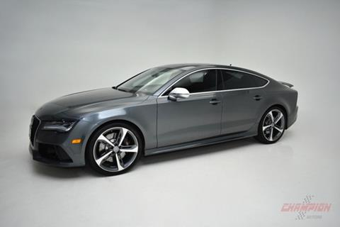 2014 Audi RS 7 for sale in Riverhead, NY