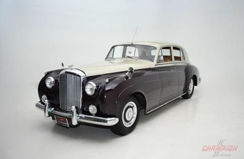 1955 Bentley S1 for sale in Riverhead, NY