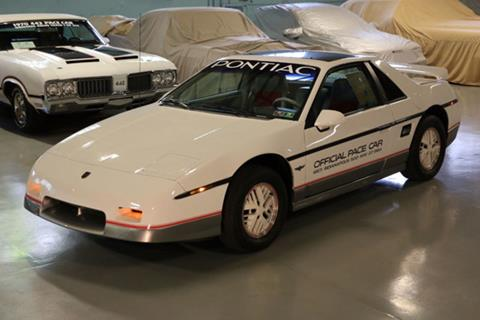 1984 Pontiac Fiero for sale in Riverhead, NY