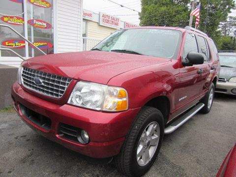 2005 Ford Explorer for sale in Riverhead, NY