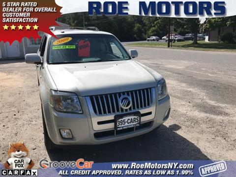 2009 Mercury Mariner for sale in Riverhead, NY