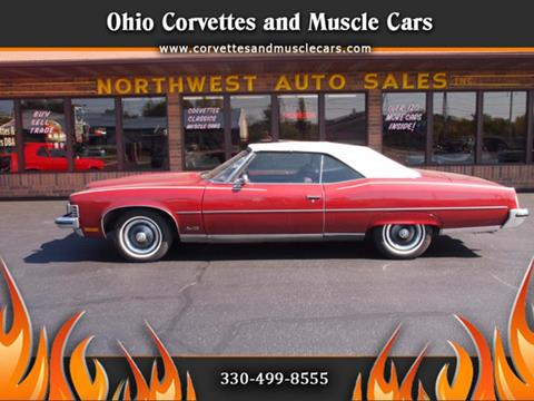 1973 Pontiac Grand Ville for sale in Riverhead, NY