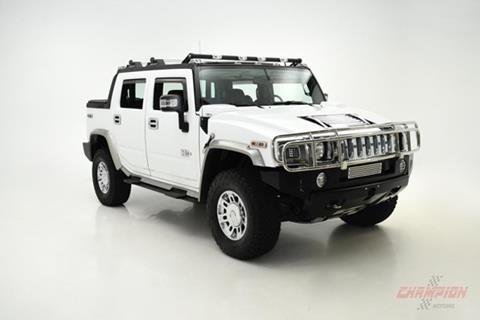 2006 HUMMER H2 SUT for sale in Riverhead, NY
