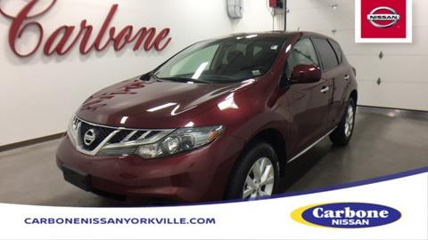 2011 Nissan Murano for sale in Riverhead, NY