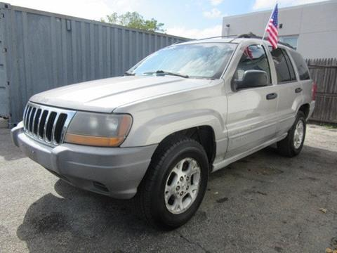 2000 Jeep Grand Cherokee for sale in Riverhead, NY