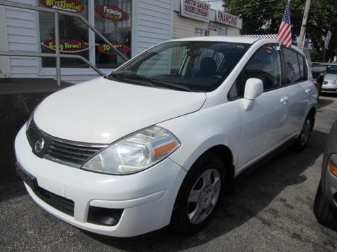 2009 Nissan Versa for sale in Riverhead, NY