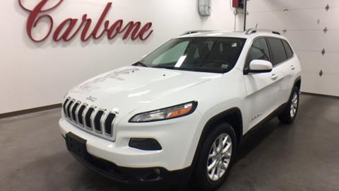 2015 Jeep Cherokee for sale in Riverhead, NY
