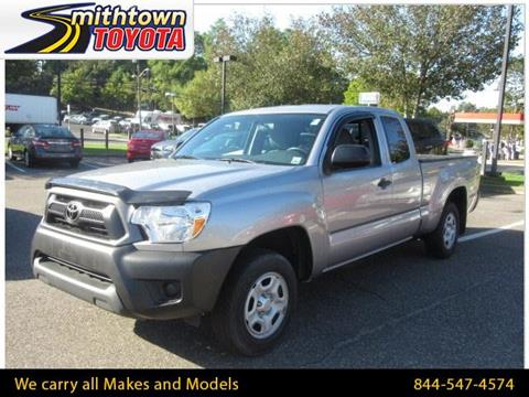 2015 Toyota Tacoma for sale in Riverhead, NY