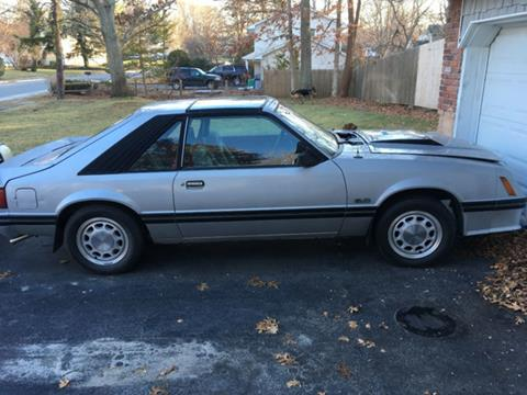 1982 Ford Mustang for sale in Riverhead, NY