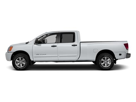 2014 Nissan Titan for sale in Riverhead, NY