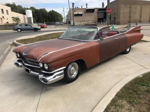 1959 Cadillac Series 62 for sale in Riverhead, NY