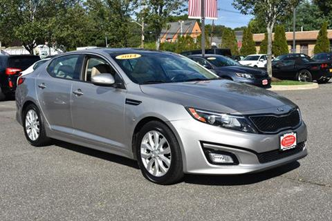 2014 Kia Optima for sale in Riverhead, NY