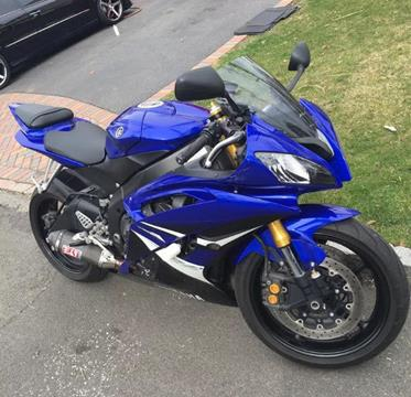 2008 Yamaha YZF-R6 for sale in Riverhead, NY