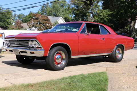 1966 Chevrolet Chevelle for sale in Riverhead, NY
