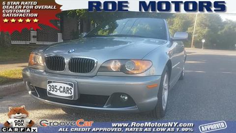 2004 BMW 3 Series for sale in Riverhead, NY
