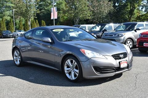2011 Hyundai Genesis Coupe for sale in Riverhead, NY