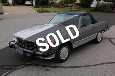 1986 Mercedes-Benz 560-Class for sale in Riverhead, NY