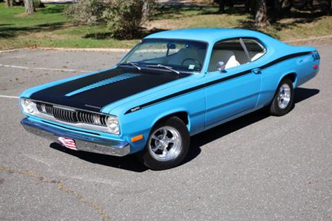 1972 Plymouth Duster for sale in Riverhead, NY