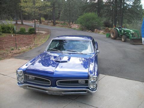 1966 Pontiac GTO for sale in Riverhead, NY