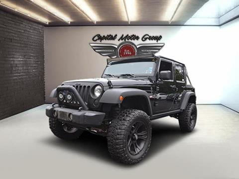 2009 Jeep Wrangler Unlimited for sale in Riverhead, NY
