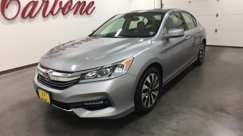 2017 Honda Accord Hybrid for sale in Riverhead, NY