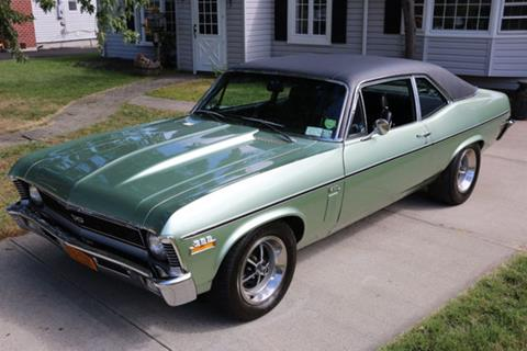 1970 Chevrolet Nova for sale in Riverhead, NY