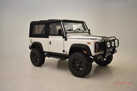 1995 Land Rover Defender for sale in Riverhead, NY