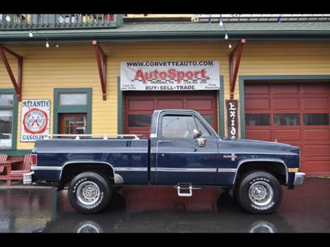 1984 Chevrolet C/K 10 Series for sale in Riverhead, NY