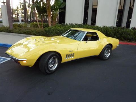 1969 Chevrolet Corvette for sale in Riverhead, NY