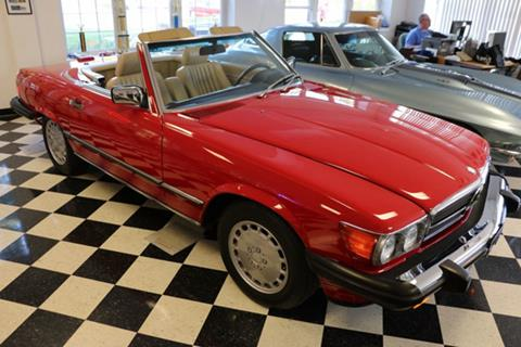 1988 Mercedes-Benz 560-Class for sale in Riverhead, NY