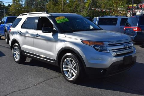 2015 Ford Explorer for sale in Riverhead, NY