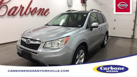 2015 Subaru Forester for sale in Riverhead, NY